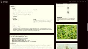 monografie: gebruik en interacties